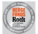 Hedge Funds Rock 2020 Winner
